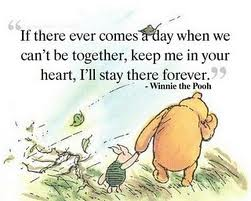 Quote - winnie the pooh