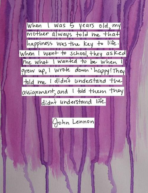 quote - John Lennon