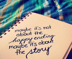 quote - happy ending
