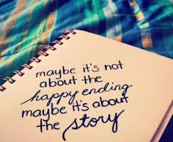 quote - happy ending