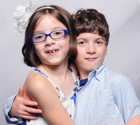 twins are 7!!