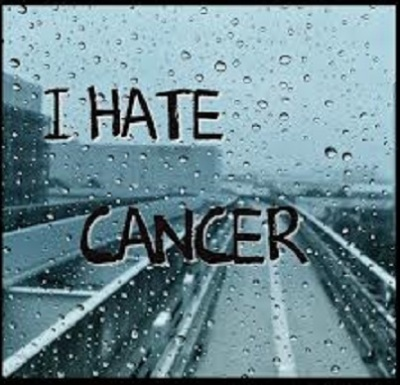 quotes - i hate cancer