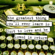 quote - love